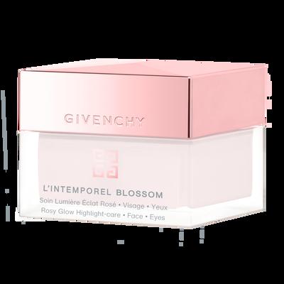 L'INTEMPOREL BLOSSOM - Cuidado iluminador para rostro y ojos Rosy Glow GIVENCHY  - P056123