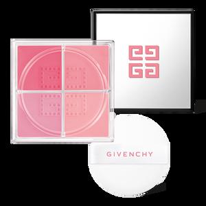 Vue 1 - PRISME LIBRE BLUSH - Le premier blush poudre libre 4 couleurs GIVENCHY - Taffetas Rosé - P090752