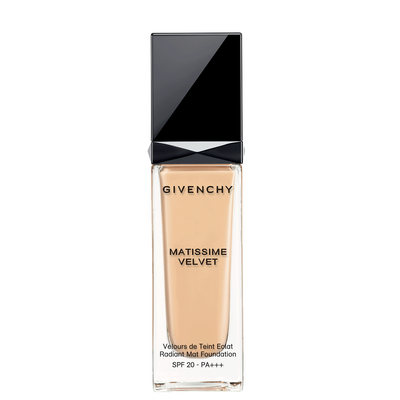 MATISSIME VELVET FLUID - Radiant Mat Fluid Foundation SPF 20 - PA+++ GIVENCHY - Mat Shell - P081932