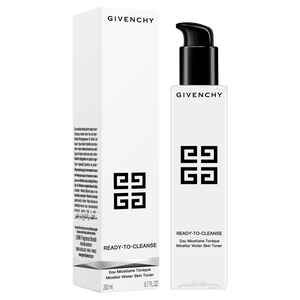 Vue 3 - READY-TO-CLEANSE - Eau Micellaire Tonique GIVENCHY - 200 ML - P053012