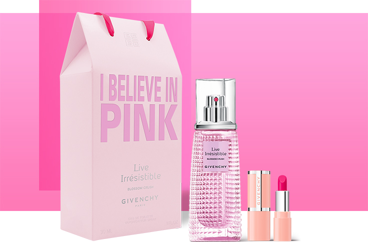 Live Irrésistible Blossom Crush