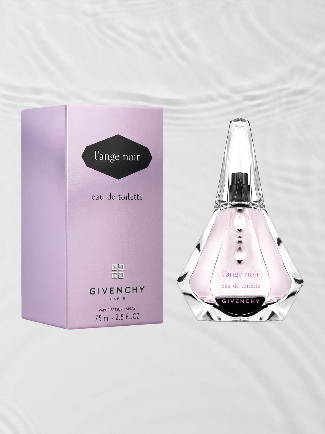 Givenchy De Noir Toilette L'ange • Eau ∷ rdQxBoeWEC