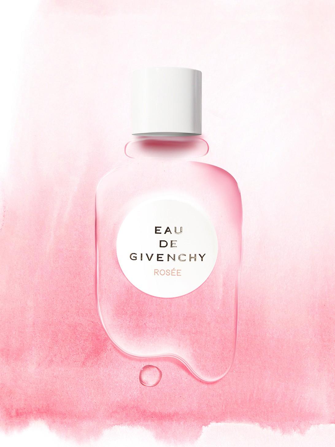 Eau • Toilette Givenchy De ∷ Rosée tCQBshrxd